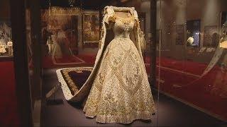 Buckingham Palace exhibition celebrates Queen Elizabeth's Coronation to mark the 60th anniversary