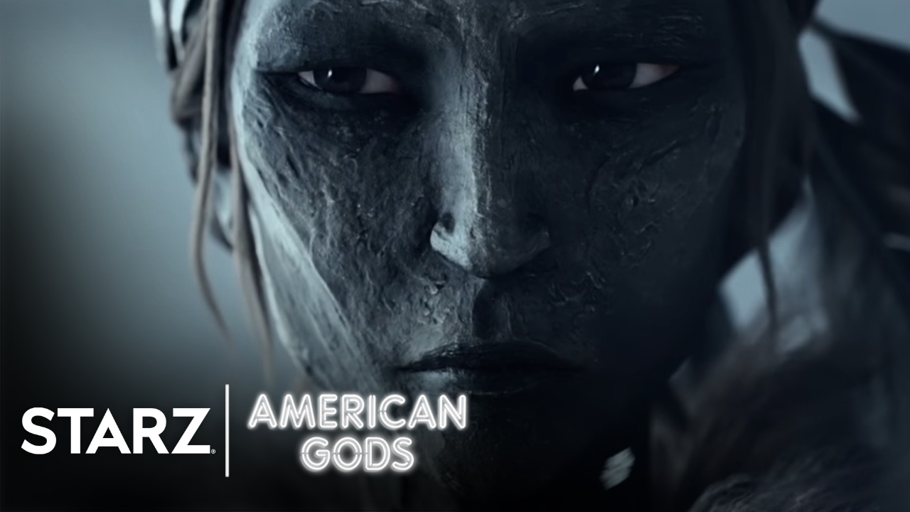 Truth starz american gods were gods