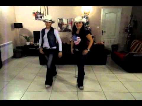 open heart cowboy danse country de style catalan youtube. Black Bedroom Furniture Sets. Home Design Ideas
