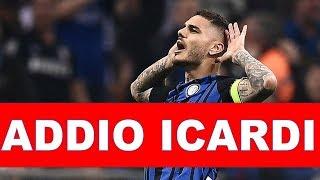 CALCIOMERCATO INTER: ICARDI HA SCELTO LA PROSSIMA DESTINAZIONE!