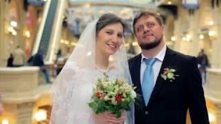 Пример видео №3 - Венчание