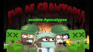 Video GrowTopia - END OF GROWTOPIA!!?? | Zombie Apocalypse!! download MP3, 3GP, MP4, WEBM, AVI, FLV Juli 2018