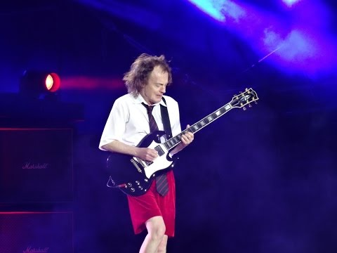 AC/DC and Axl Rose – GIVIN' THE DOG A BONE HD – Ceres Park, Aarhus, Denmark, June 12, 2016