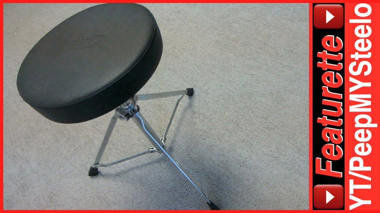 Drum Throne Stool For Beginner Kids as Cheap Chair For Drum Set Kits w/ Adjustable Height - YouTube & Drum Throne Stool For Beginner Kids as Cheap Chair For Drum Set ... islam-shia.org