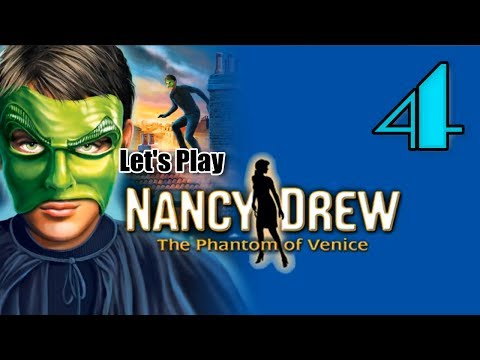 Nancy Drew 18: Phantom of Venice [04] w/YourGibs - LOCK PICKING EASTER EGG AND PIGEON TRACKING