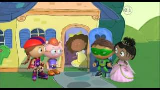 011 Super Why    Little Miss Muffet