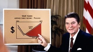 Caller: Reaganomics Not the Cause of Inequality