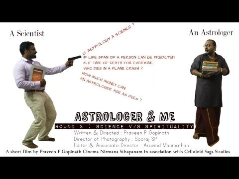 Astrologer and Me [ Malayalam Docufiction Film with English Subtitles ]