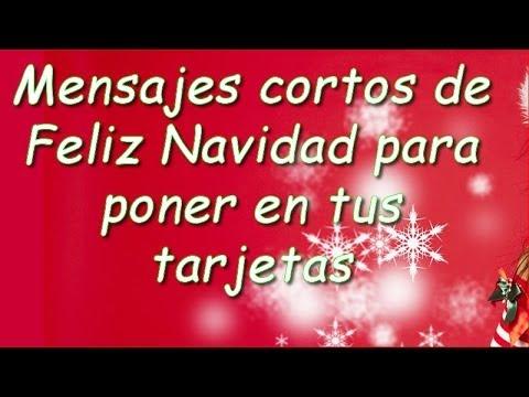 Mensajes cortos de feliz navidad para poner en tus - Frases para felicitar navidad empresas ...