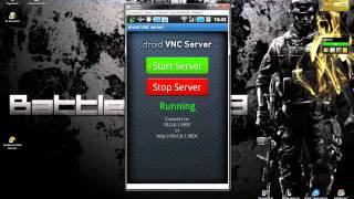 VNC Droid Tutorial