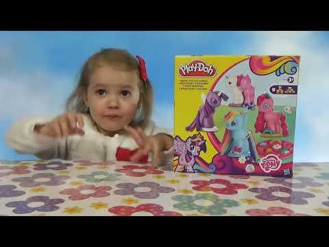 My Little Pony Май Литл Пони Игрушки Rarity Undersea Spa Видео для .