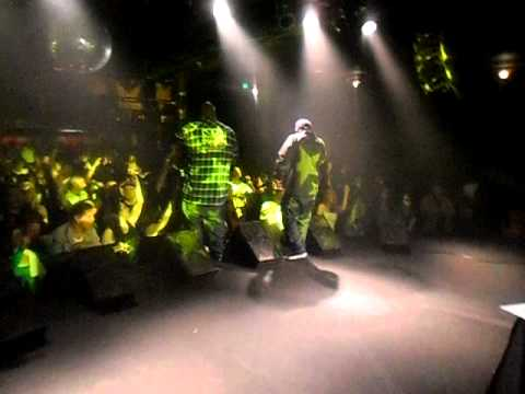 Mack 10 & Glasses Malone LIVE in DENVER March 18th, 2011