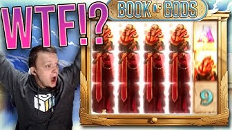 INSANE WIN on Book of Gods Bonus Buy - THIS GAME CAN PAY?!!