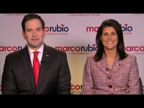 Gov. Nikki Haley: Why I endorsed Marco Rubio