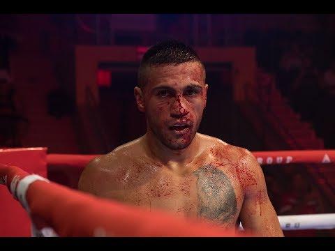 Самый кровавый бой в истории Российского бокса! Vladimir Sarukhanyan VS Maxim Churbanov