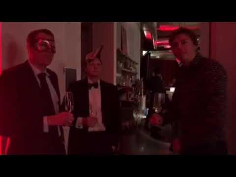 MDR Soundservice bij Spaces Vijzelstraat Venetian Carnaval Party