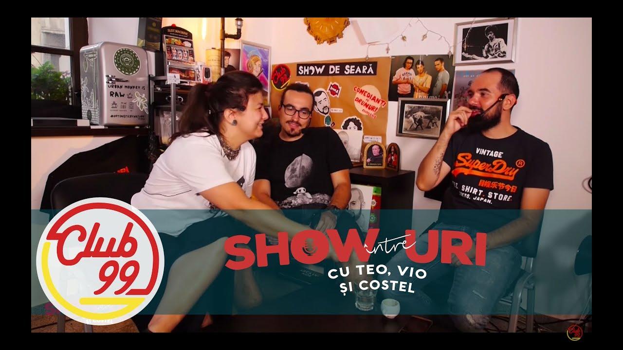 Podcast #199 | Pasari inauntru cu Maria si Mincu | Intre showuri cu Teo Vio si Costel