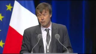 [Climat-Défense] Intervention de M. Nicolas Hulot