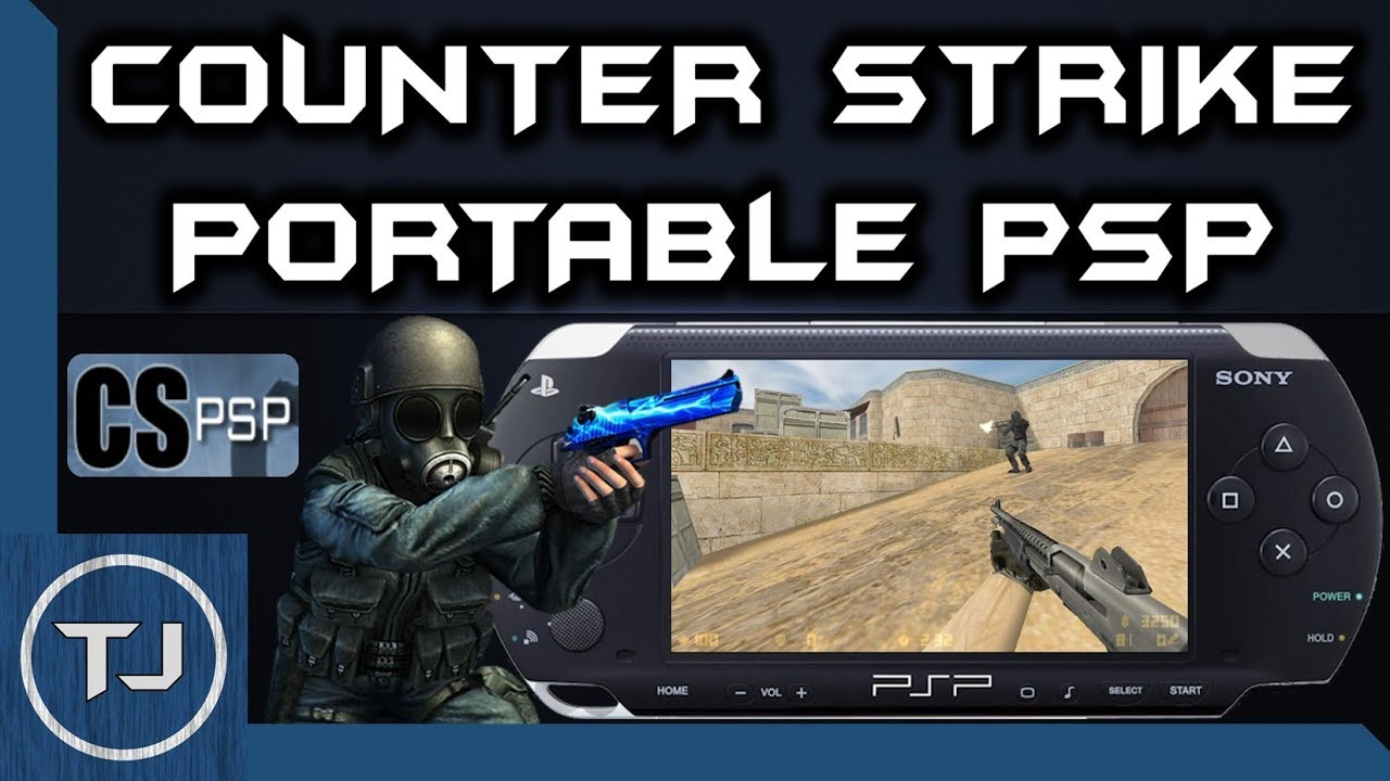 Psp Counter Strike Portable Download Youtube