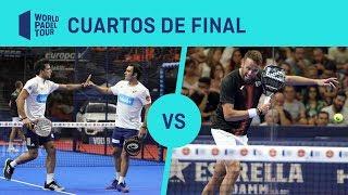 Resumen Cuartos de Final Galán/Lima Vs Méndez/Ramos Estrella Damm Valencia Open