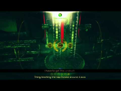 Albedo: Eyes From Outer Space - Control Rods Underwater Puzzle.
