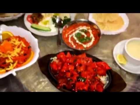 مطعم تاج محل الهندي ببريده Youtube