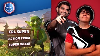 Super Week's Top 10 Moments [CRL Week 6]!