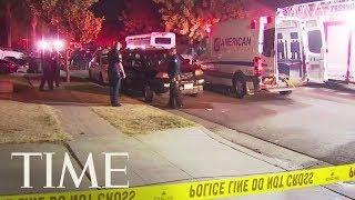 California Police Say 10 Shot, 4 Killed At Backyard Party | TIME