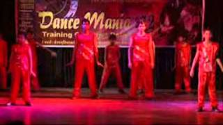 ntpc dadri hip hop batch in dance mania 2012