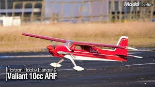 Read more about the Horizon Hobby Hangar 9 Valiant 10cc ARF in the ...