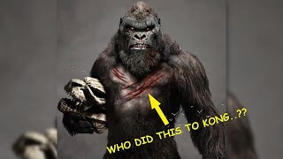 Why Does Kong Have A Scar On His Chest?