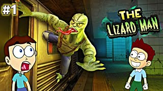 The Lizard Man - Android Game #1 | Shiva and Kanzo Gameplay