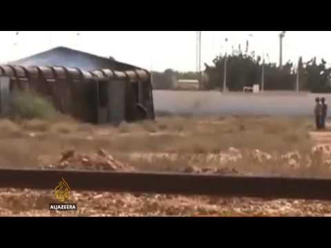 Libya accuses Egypt of bombing targets in Benghazi