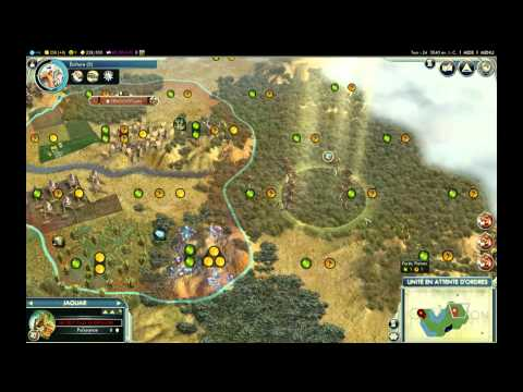 Gameplay Découverte : Civilization V
