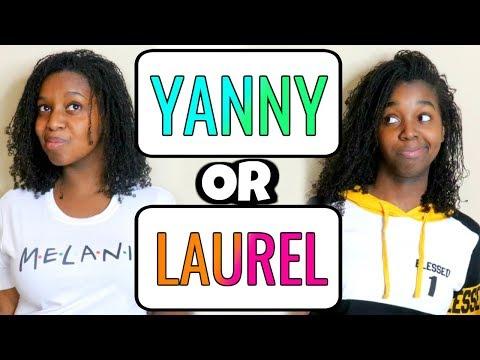 YANNY OR LAUREL? - Onyx Life