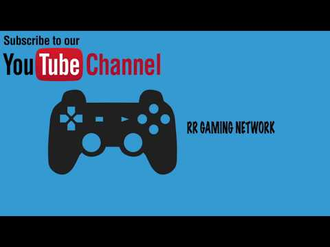 WELCOME TO RR GAMING NETWORK.