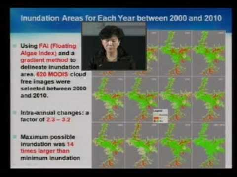 Remote Sensing based Study on Dynamics and the Forcing Factors in the Poyang Lake (30/05/2012 )