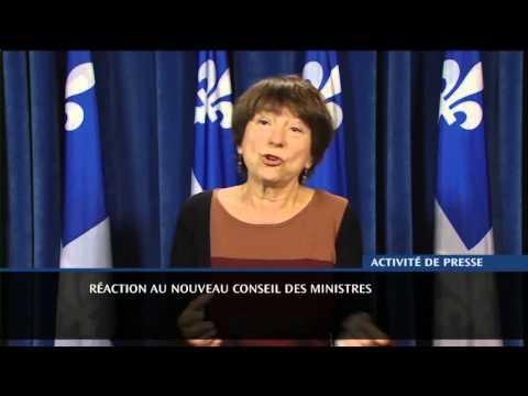 Le remaniement ministériel ne change rien à l'échec du gouvernement Couillard