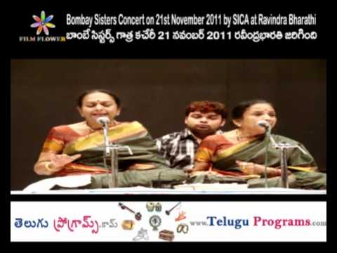 Bombay Sisters Concert by SICA