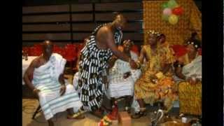 Hon. Osei Mensah on the History of Ghana