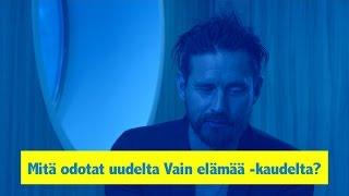 Lauri Tähkä ja Vain elämää -kausi 2016