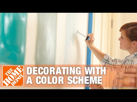 Decorating With a Color Scheme