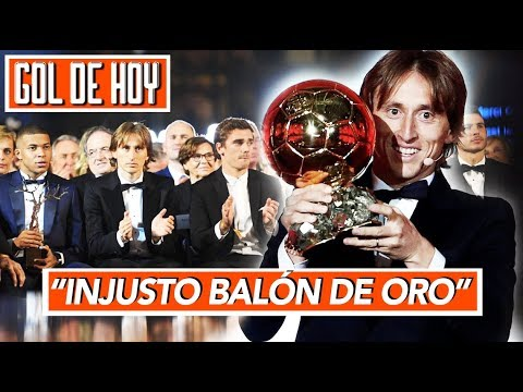 """""""Injusto Balón de Oro para Modric"""" I La época Messi y Cristiano CONTINUA"""