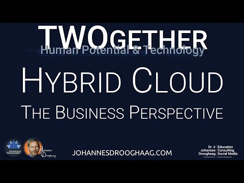 TWOgether - Keynote Hybrid Cloud - The Business Perspective