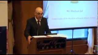 Greece Looking Ahead Conference | Energy & Sustainability Club | Burhan al JAF