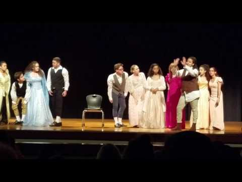 PRHS Musical Theatre presents: Non-Stop from Hamilton