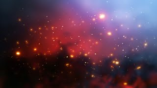 Smoke And Sparks Atmospheric Dramatic Background Free Version Footage