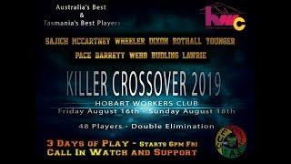 Killer Crossover 2019 - Rd 5 Winners