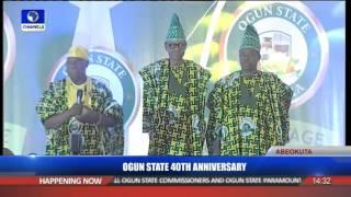 Obasanjo Urges Other States, Nigeria To Emulate Ogun State