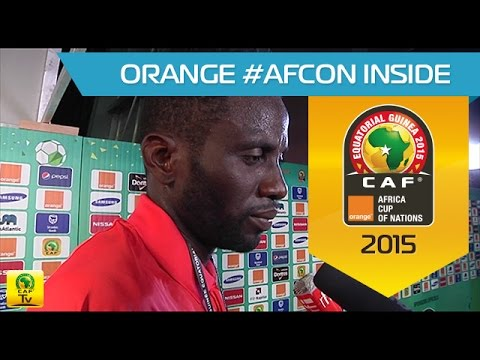 Post-match Interviews: Equatorial Guinea | Orange AFCON 2015 | 17.01.2015